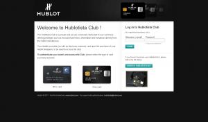 Welcome to Hublotista Club