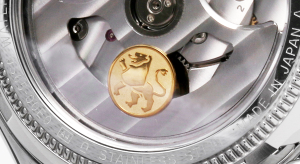 グランドセイコー獅子のマーク