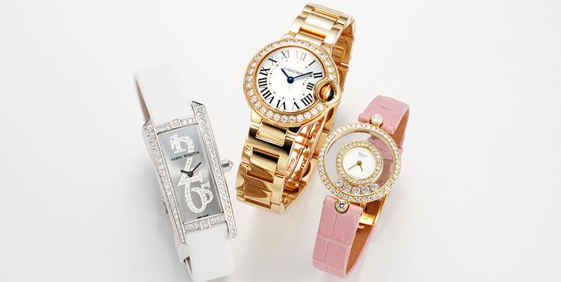 人気腕時計 レディース