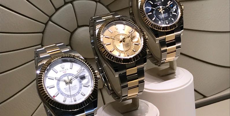 timeless design 4ee65 34049 ロレックス バーゼルワールド2017新着レポート   腕時計総合情報 ...