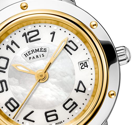 エルメス クリッパー 腕時計