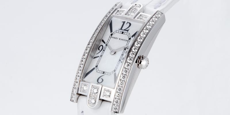 ハリーウィンストン レディース 腕時計
