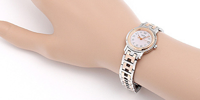 エルメス ナクレ 腕時計