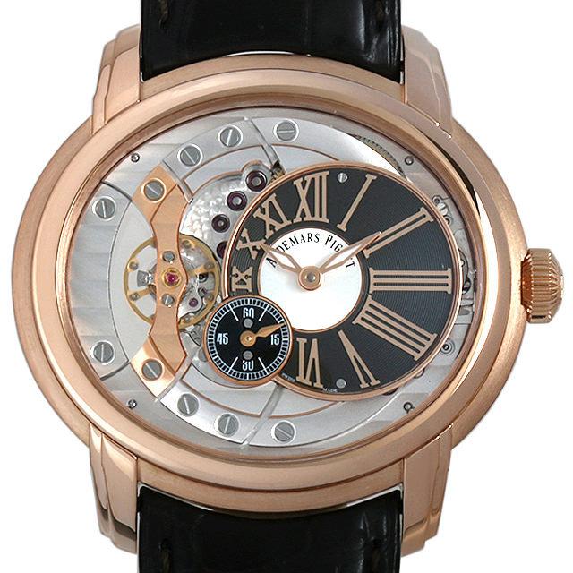 sports shoes 2dd96 99be7 オーデマピゲの傑作。美しきミレネリーの魅力に迫る   腕時計 ...