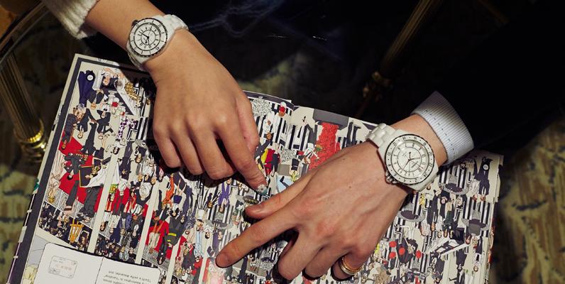 シャネルJ12 人気モデル10選。オシャかわ女子にお勧めしたい時計