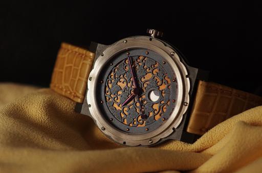 菊野昌宏 機械式時計