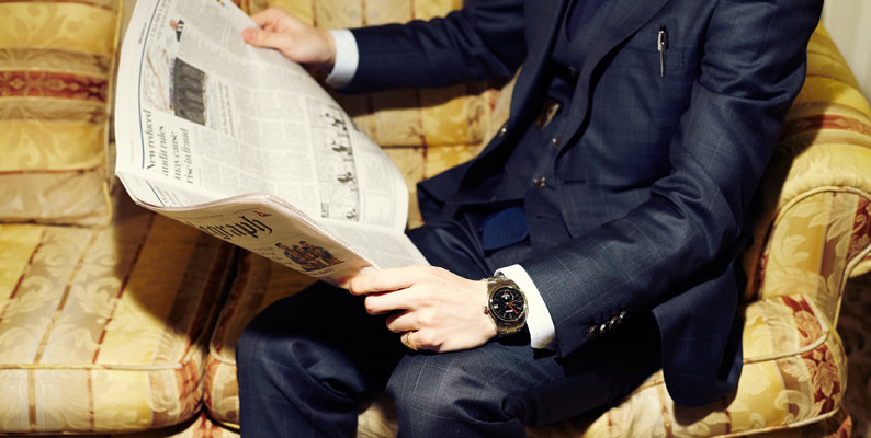 時計業界の巨大勢力 スウォッチ、リシュモン、LVMHグループ