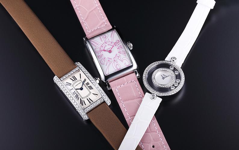 革ベルト 時計