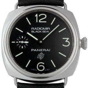 パネライ ラジオミール ブラックシール PAM00380