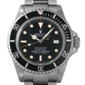 2017年 これから価格高騰しそうな高級腕時計 ロレックス 16660