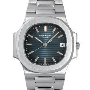 2017年 これから価格高騰しそうな高級腕時計 パテックフィリップ ノーチラス3800