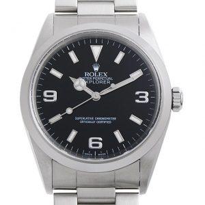 2017年 これから価格高騰しそうな高級腕時計 ロレックス 14270