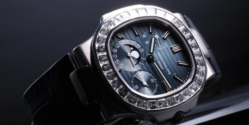 2017年 これから価格高騰しそうな高級腕時計 パテックフィリップ ノーチラス