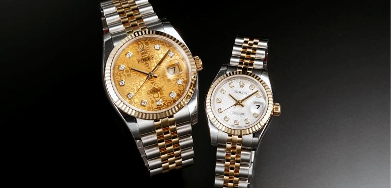 buy online 525f1 b119a お揃いの高級腕時計を~ おすすめ!厳選ペアウォッチ! | 腕時計 ...