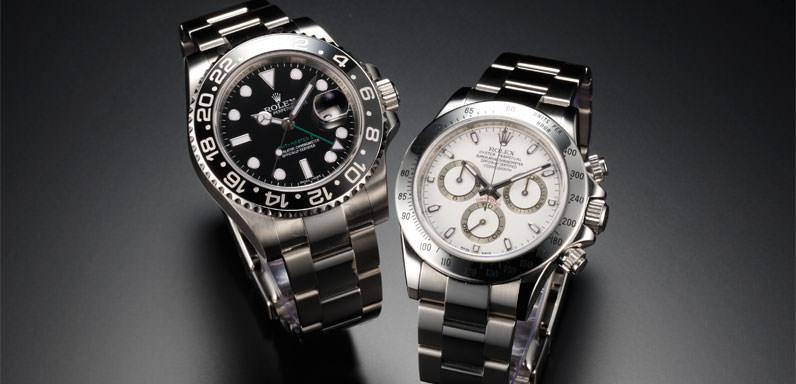 2017年 これから価格高騰しそうな高級腕時計 ロレックス