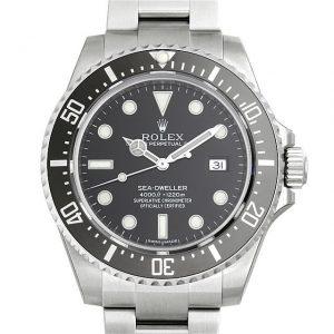 2017年 これから価格高騰しそうな高級腕時計 ロレックス サブマリーナ 116600
