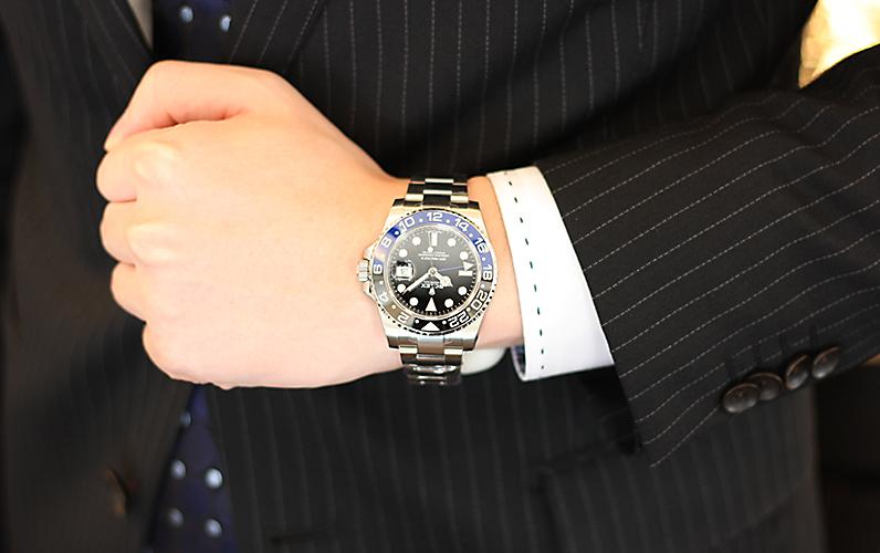 腕回り 16.5cm 腕時計