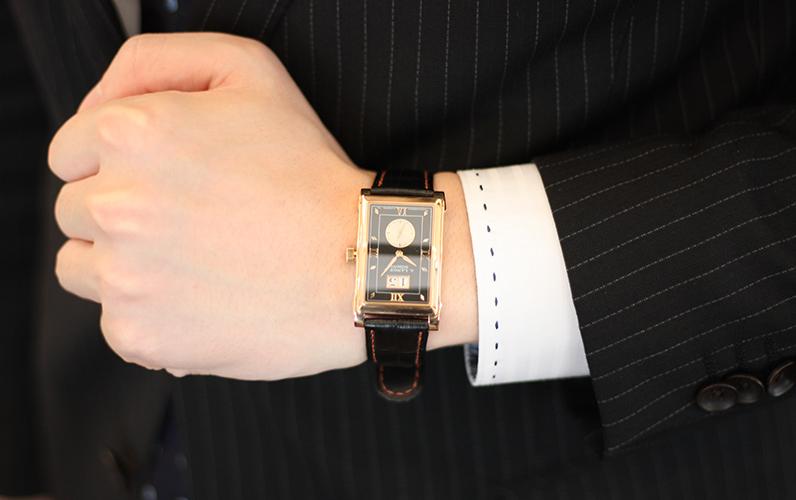 腕回り 16cm 腕時計
