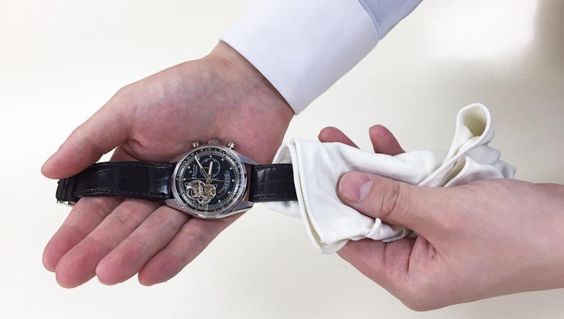 時計 クリーニング