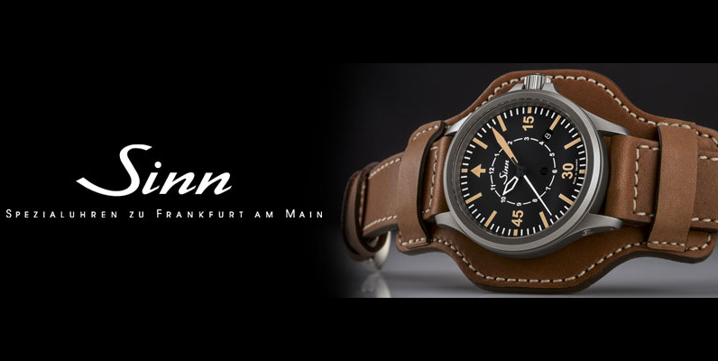 オレの腕時計「ジン(Sinn)」
