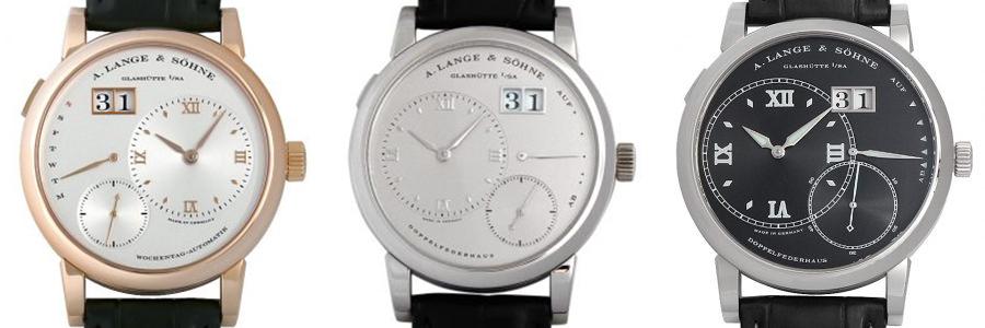 ランゲ 時計
