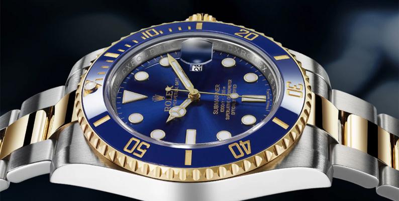 new style b9916 16aa3 ロレックスの定番ダイバーズウォッチ「青サブ」の歴史に迫る ...