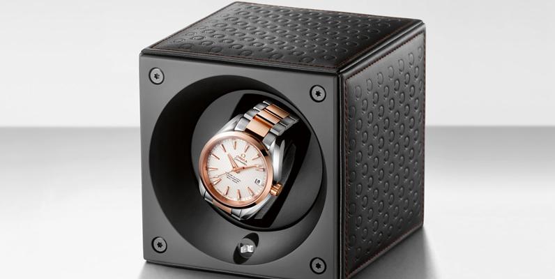 ワインディングマシーンによって時計は帯磁するのか?