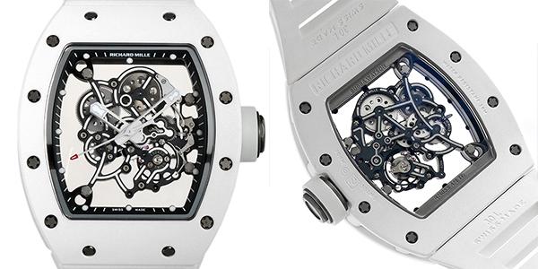 new style 189a2 b134a 超が付くほどの高級時計 リシャールミルの凄さ~高いのになぜ ...