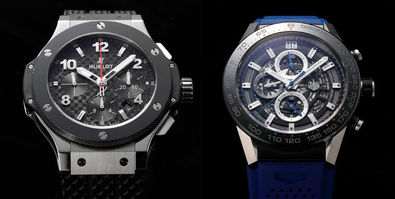 おすすめクロノグラフはコレ!人気腕時計ブランドから厳選してみました