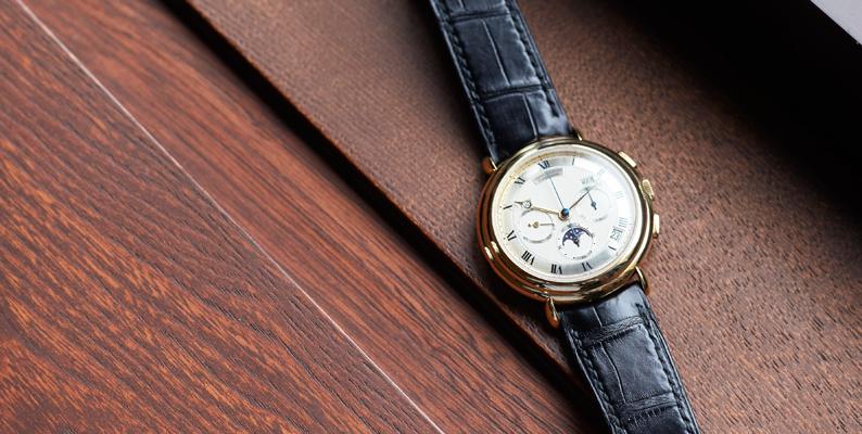 美しいムーンフェイズを作り上げる時計ブランド8選