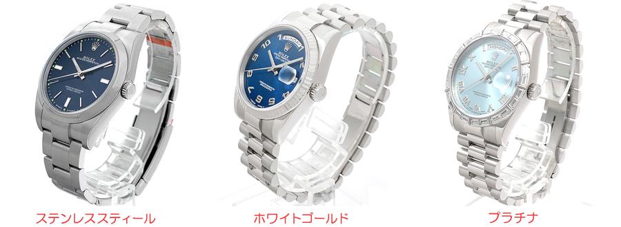 ケース素材 時計