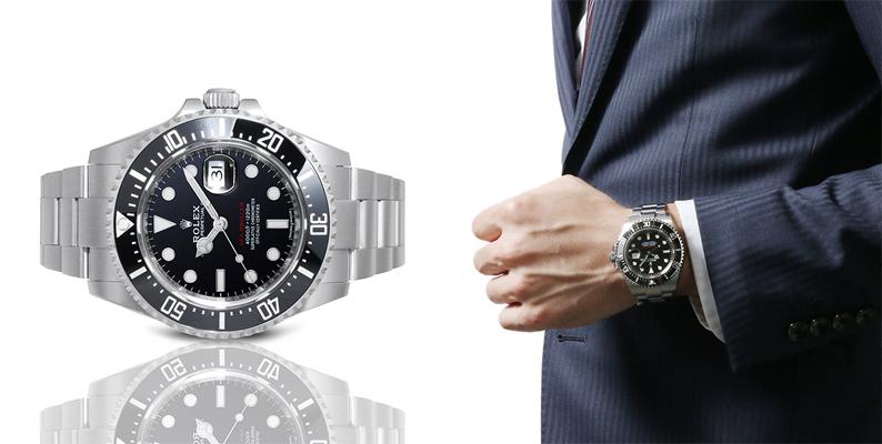 32dbc048ef ブランド腕時計の社名やロゴの由来をまとめました。~ロレックス、オメガ ...