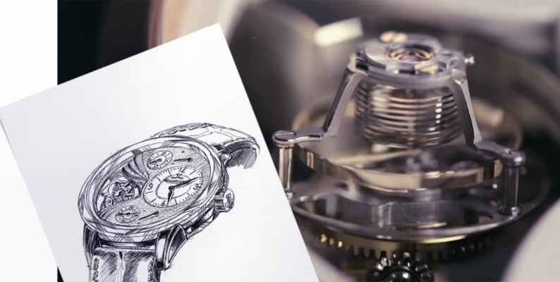 もはや美術工芸品。時計技術の最高峰トゥールビヨン