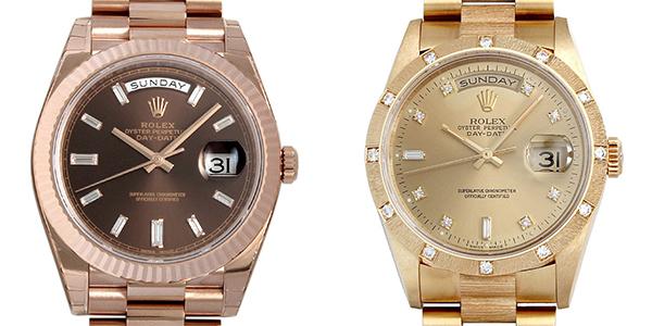 super popular b49d8 e2ed7 成功者が身に着ける時計『ロレックス デイデイト』 | 腕時計総合 ...