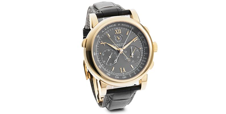 至極の腕時計がここに!ランゲ&ゾーネ ダブルスプリット 世界限定10本 404.048F/LS4041AX