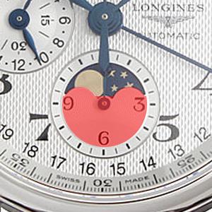 ロンジン マスターコレクション ムーンフェイズ L2.673.4.78.3