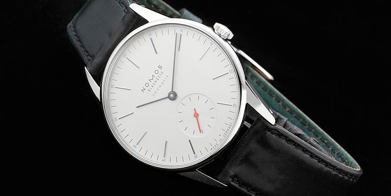 ノモス 高級腕時計