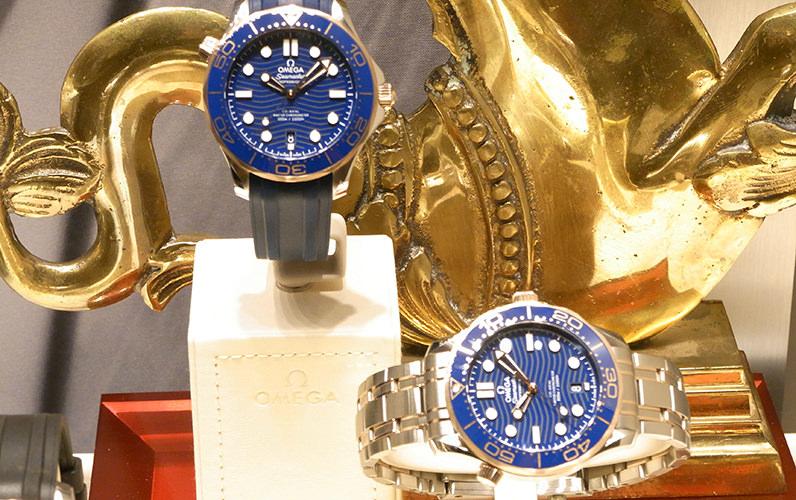 cheaper 9fde2 ee2ae 速報!バーゼルワールド2018 オメガ新作モデルを発表! | 腕時計 ...