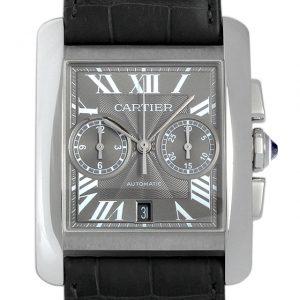 カルティエ メンズ 腕時計 タンクMC