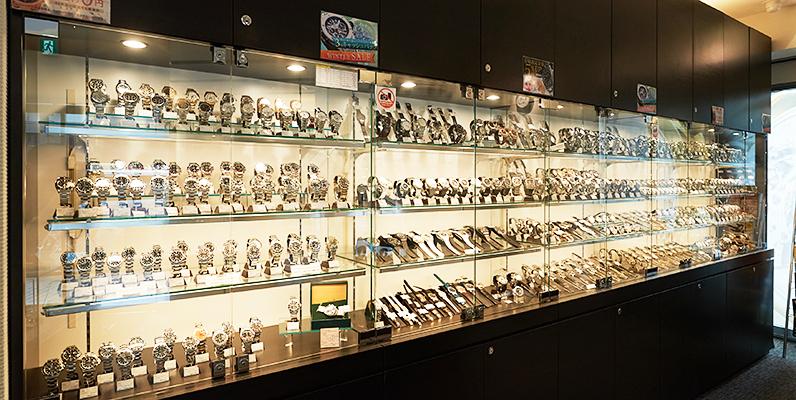 正規店と並行店ってどれくらい価格が違うの?高級腕時計の価格を徹底調査!
