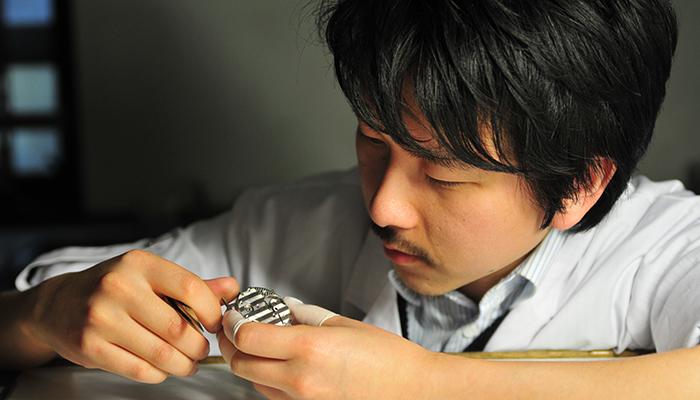 日本人独立時計師 菊野昌宏