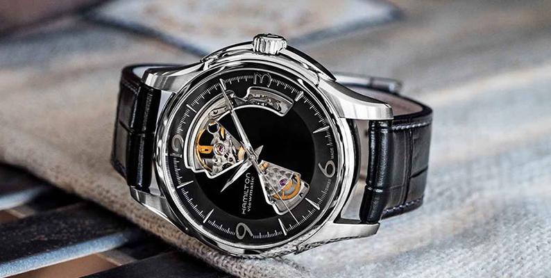 30代男性に支持される高級時計 『ハミルトン』の勧め