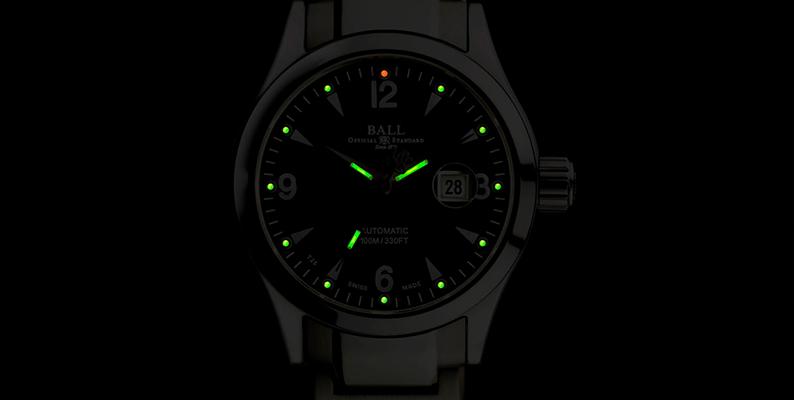 高級腕時計 夜光塗料