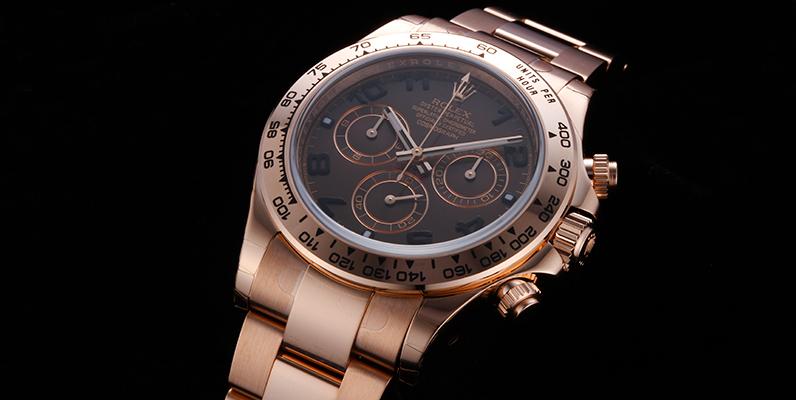 高級時計ブランド 独自ゴールド素材