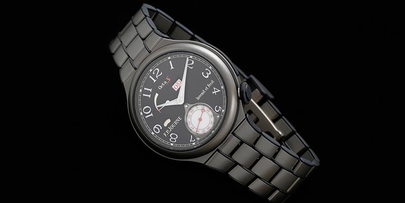 男は黙ってオールブラック!黒い腕時計をまとめてみました