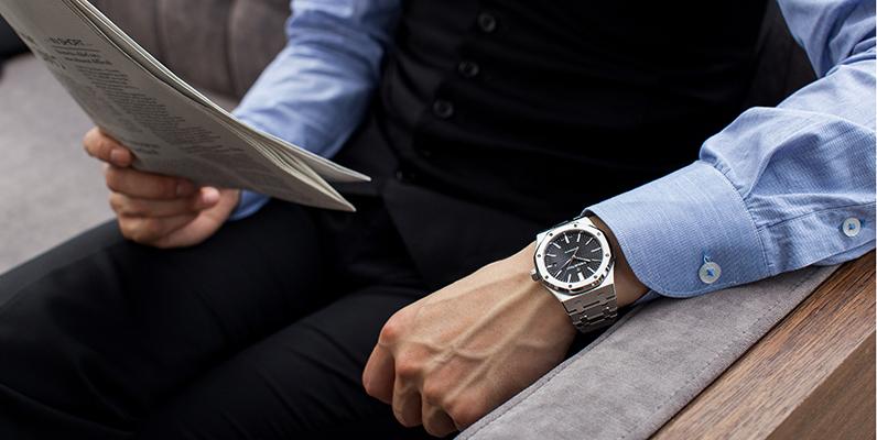 40代以上限定!モテるオヤジの腕時計ランキング