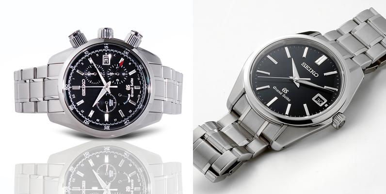 グランドセイコー人気モデル15選。40代、50代の一流ビジネスマンにお勧めしたい時計