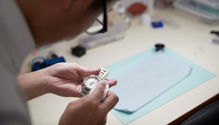 腕時計 修理