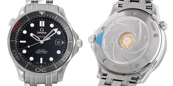 quality design f6997 bef1f オメガ×映画007 ジェームズボンドモデルを大公開! | 腕時計総合 ...