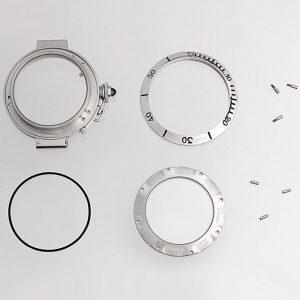 修理 腕時計 ベゼル
